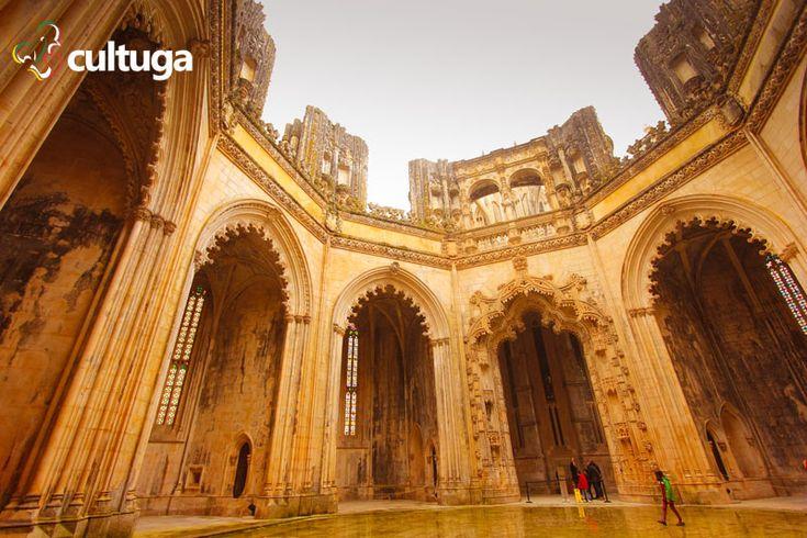 Mosteiro da Batalha, em Portugal