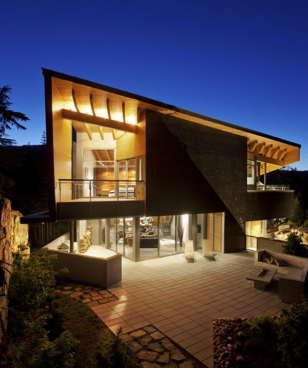 Battersby Howat modern house architecture
