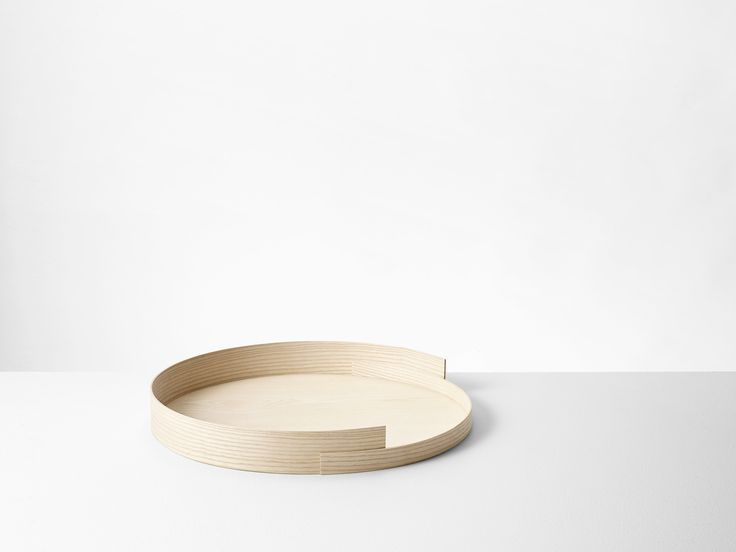 STACK trays no 7- Designed for Fritz Hansen Objects  Photo by Anders Ingvartsen
