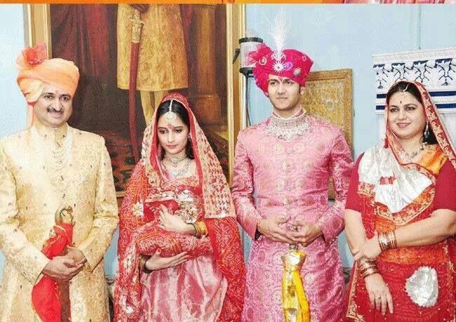 The Royal Family Of Rajkot Gujarat Present Day