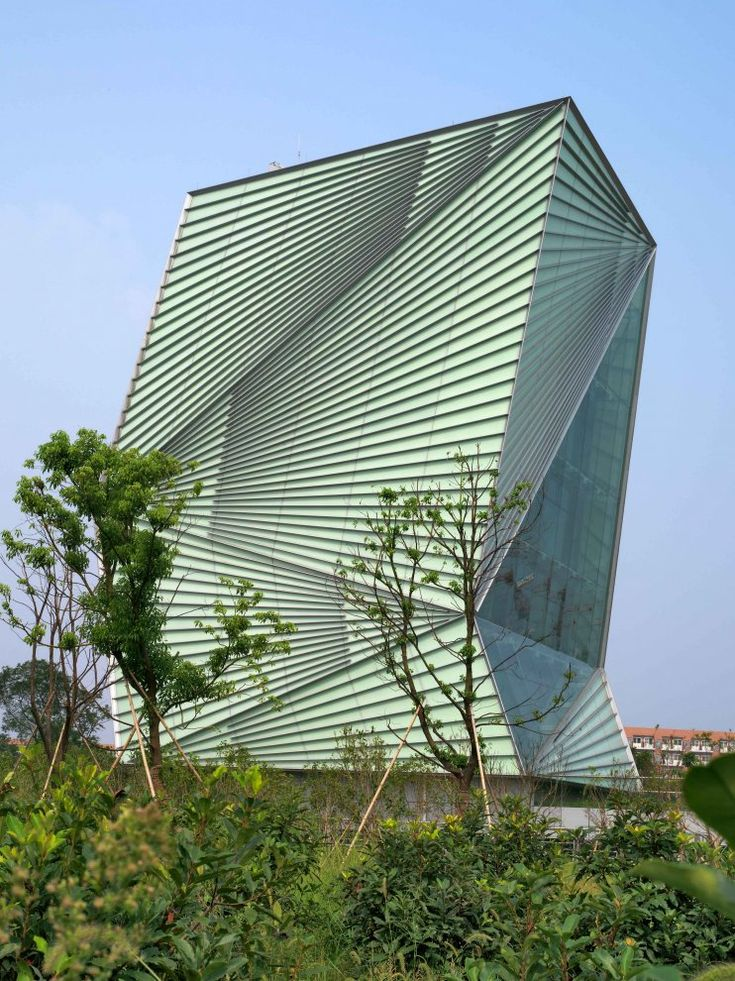 Centre for Sustainable Energy Technologies (China) -  Mario Cucinella Architects
