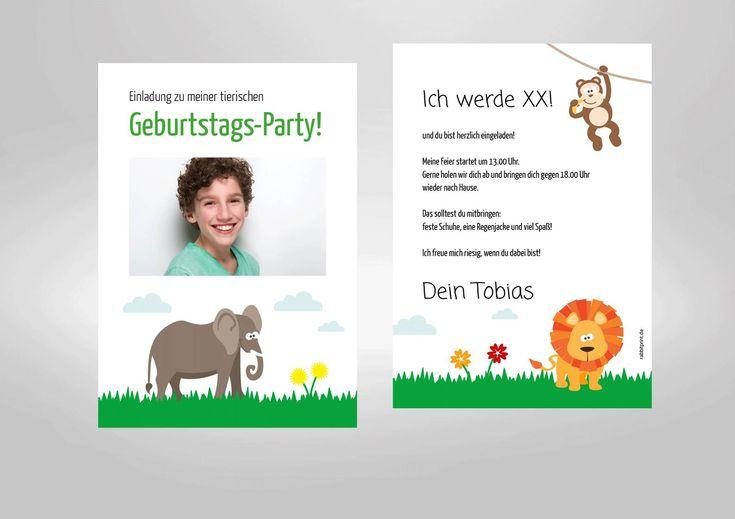 einladungskarten kindergeburtstag : einladungskarten kindergeburtstag basteln vorlagen - Kindergeburtstag Einladung - Kindergeburtstag Einladung