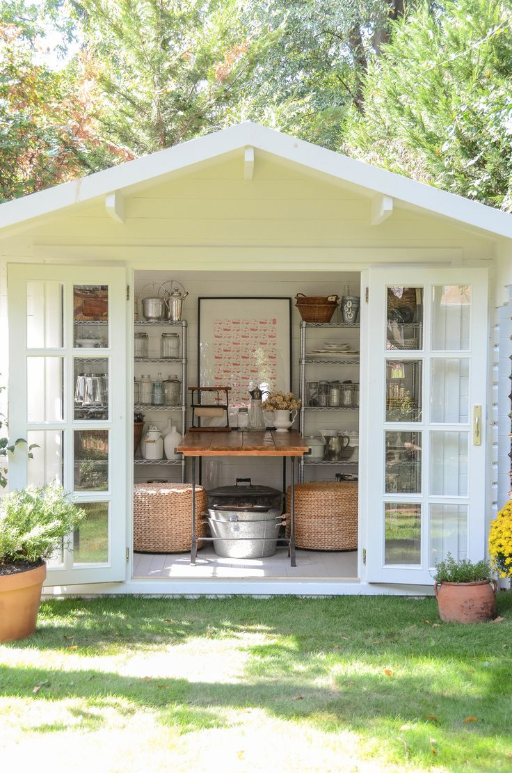 160 Best Images About Decorating (She Shed) On Pinterest