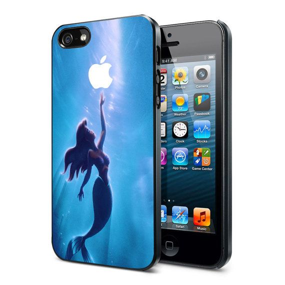 The Little Mermaid Aplle Ariel Mermaid 451K  by Accessories4Yu, $15.89