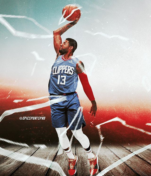 Hassan Ahmad On Instagram How Many Points Will Paul George Average With The Laclippers Ygtrece Paulgeorg Paul George Nba Pictures Paul George 13