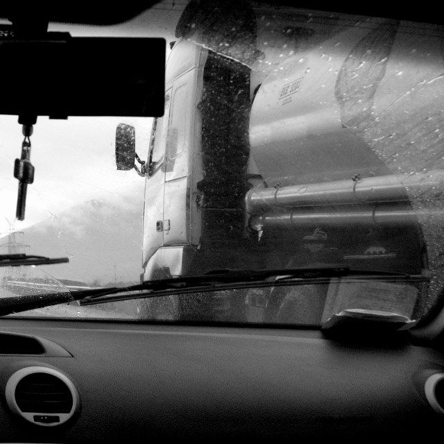 I wasn't driving that one, Copyright © 2010 Amalia Raptopoulou (Greece), All rights reserved.