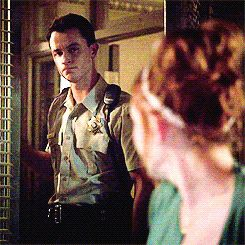 I want to see deputy Parrish do the unexpected this season