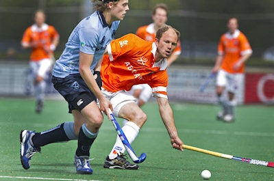 Netherlands - Teun Floris de Nooijer - Field Hockey. De Nooijer is a Dutch field hockey player who will be representing his nation in the 2010 Summer Olympic Games in London. With plenty of experience in the field, Nooijer has been to the Olympics twice with his Dutch team, in 1996 and in 2000, winning gold both times.    Like many athletes who are chosen to represent their home nations in the Olympic Games, Teun is a full-time field hockey professional, playing for the Dutch squad...