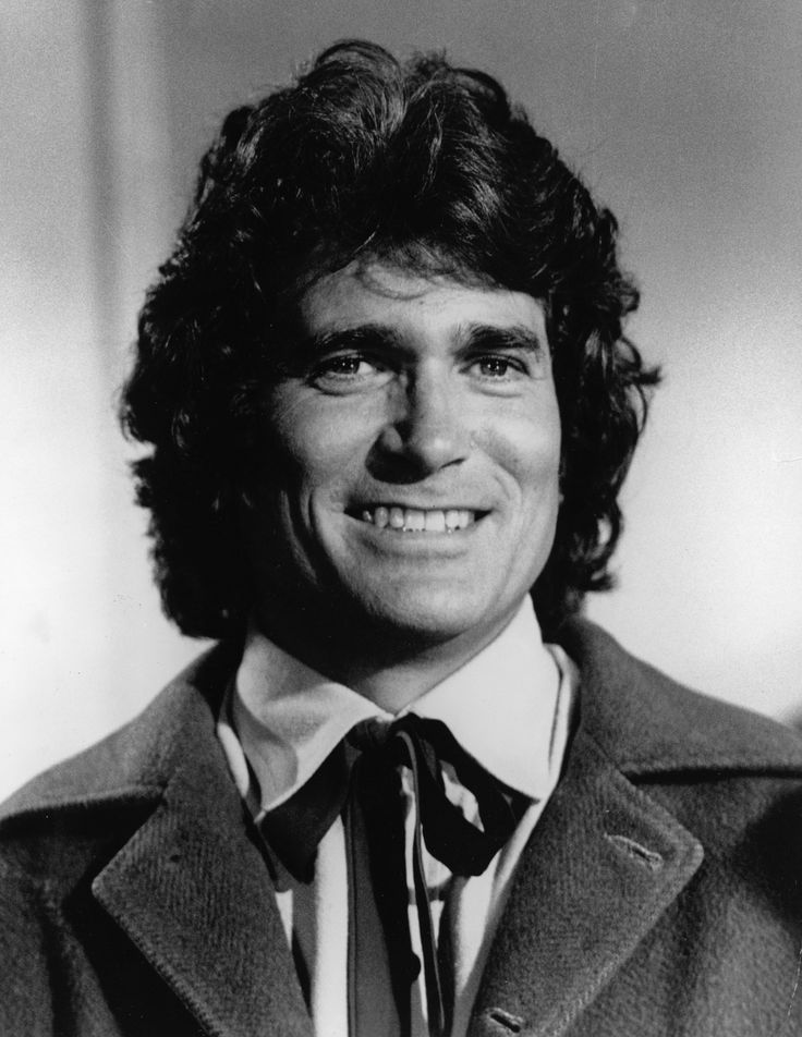 "Michael Landon as Pa Ingalls on ""Little House on the Prairie"""