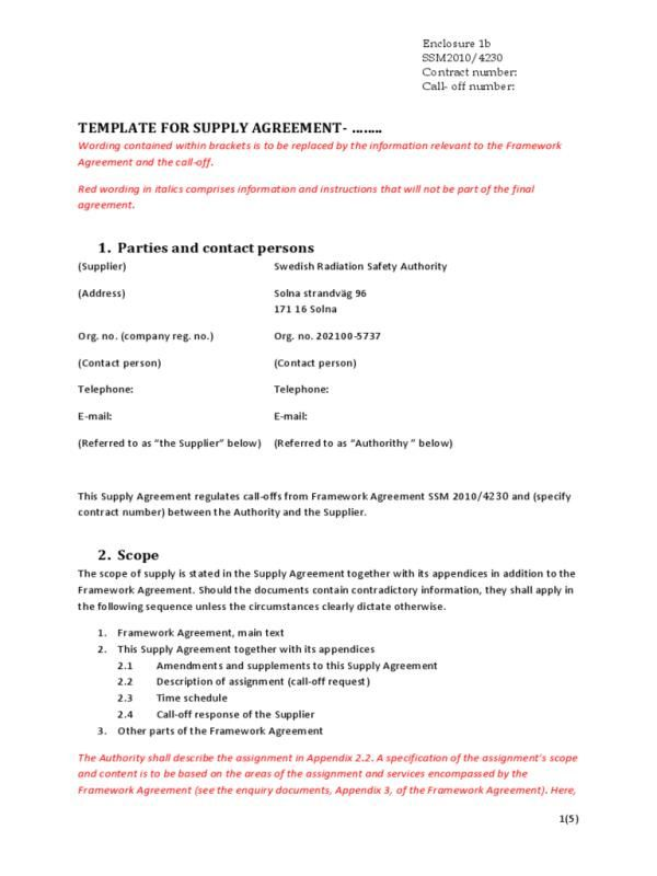 Employment Agreement Template Contract Template Construction
