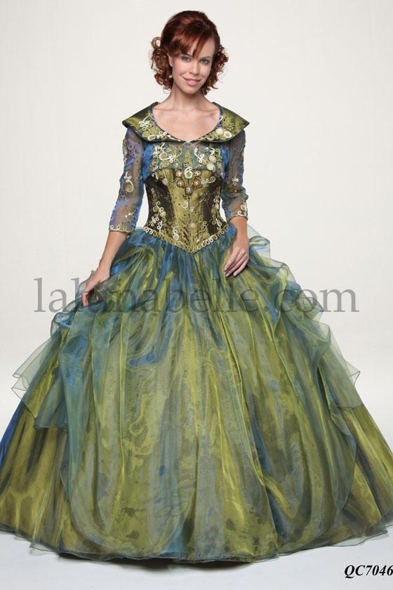 Venice Masquerade Ball Gowns