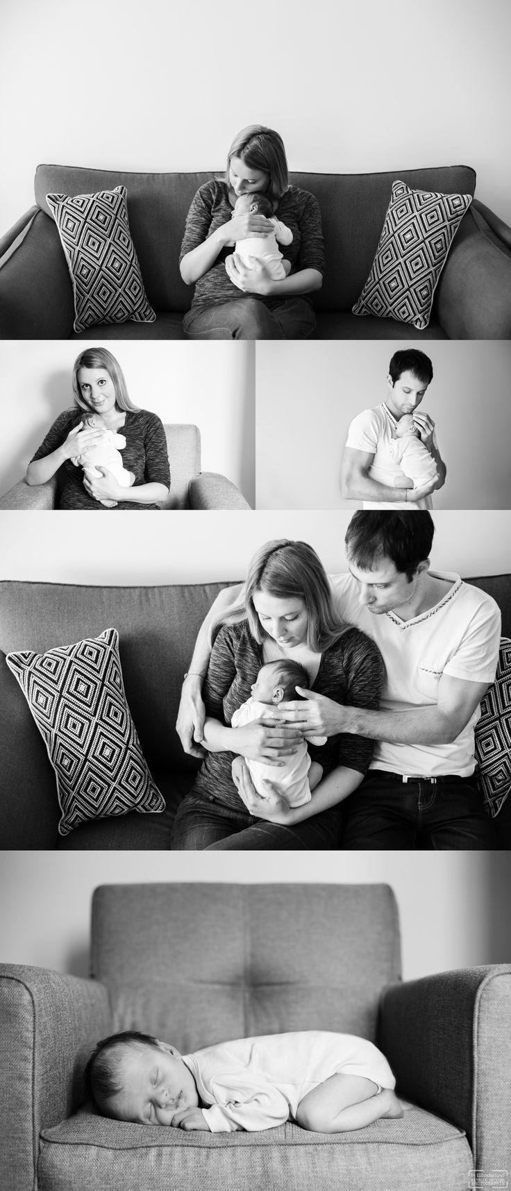 Photographe naissance a domicile a La Garenne Colombes 92