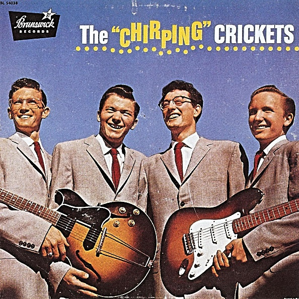 Buddy Holly And The Crickets The Chirping Crickets 1957