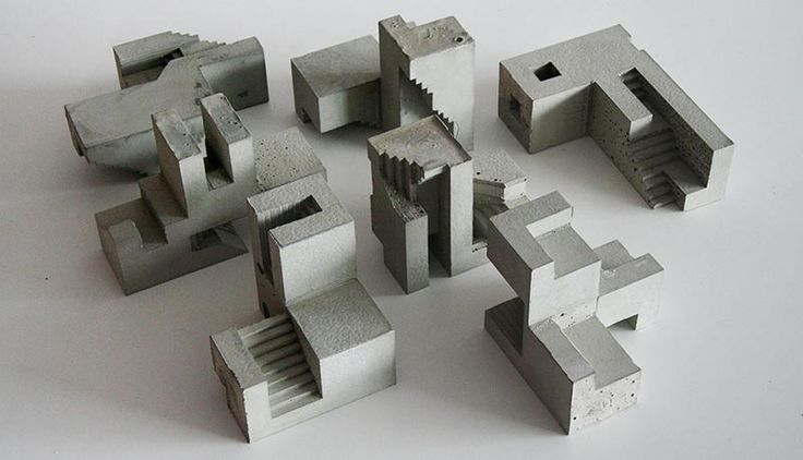 David Umemoto is an architect who creates concrete architectural sculptures. His work, he explains, is a highly codified and rigorous construction of an extensive modular system where each element can be added or subtracted to give place to a new unique work. The expandable modular system of...