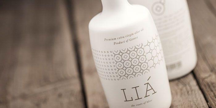 lia olive oil by Bob Studio