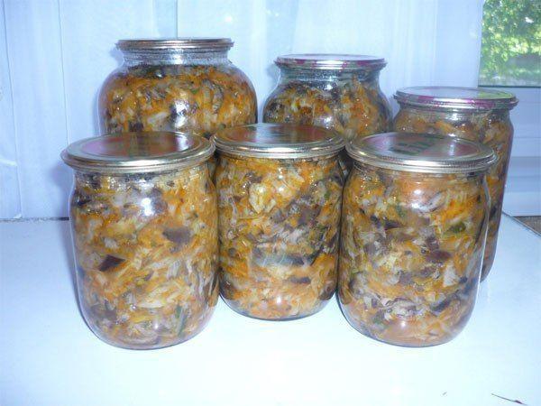 Рекомендую приготовить вкусный грибной салат на зиму. Вкуснотища! http://bigl1fe.ru/2017/05/31/rekomenduyu-prigotovit-vkusnyj-gribnoj-salat-na-zimu-vkusnotishha/