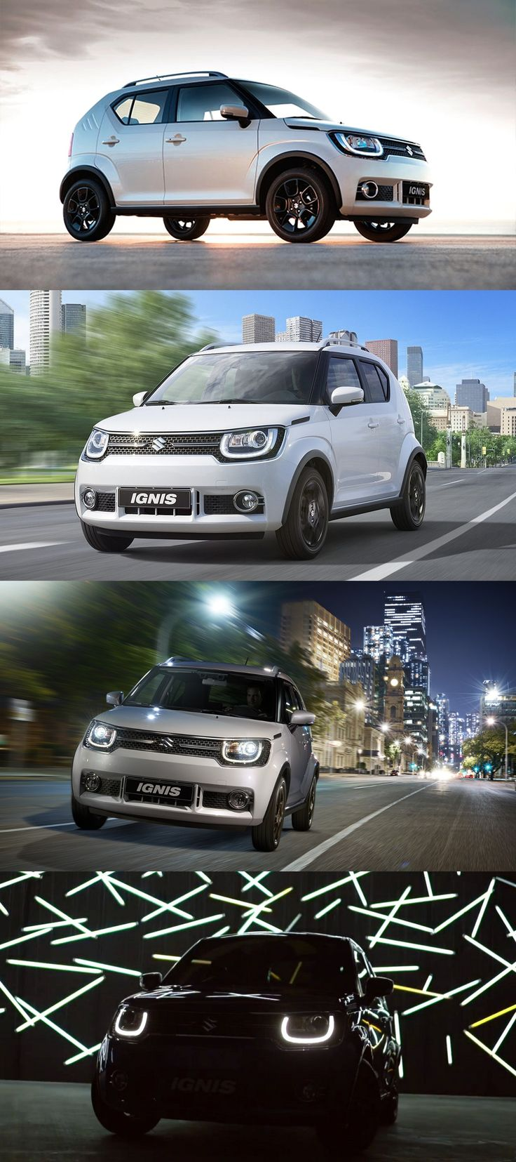 The variant list of the country s first premium urban compact vehicle maruti ignis have made its way online ahead of its official launch on january
