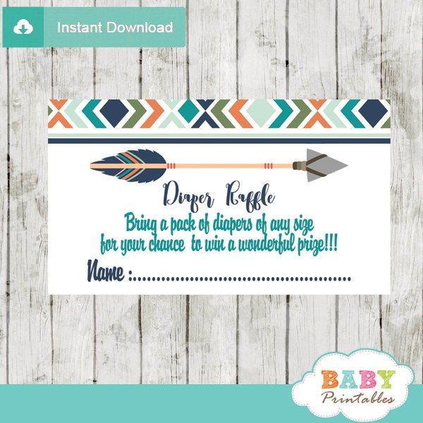 36 best tribal native baby shower theme images on pinterest, Baby shower invitations