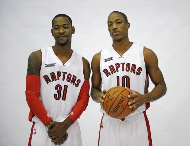 T-Ross and Demar