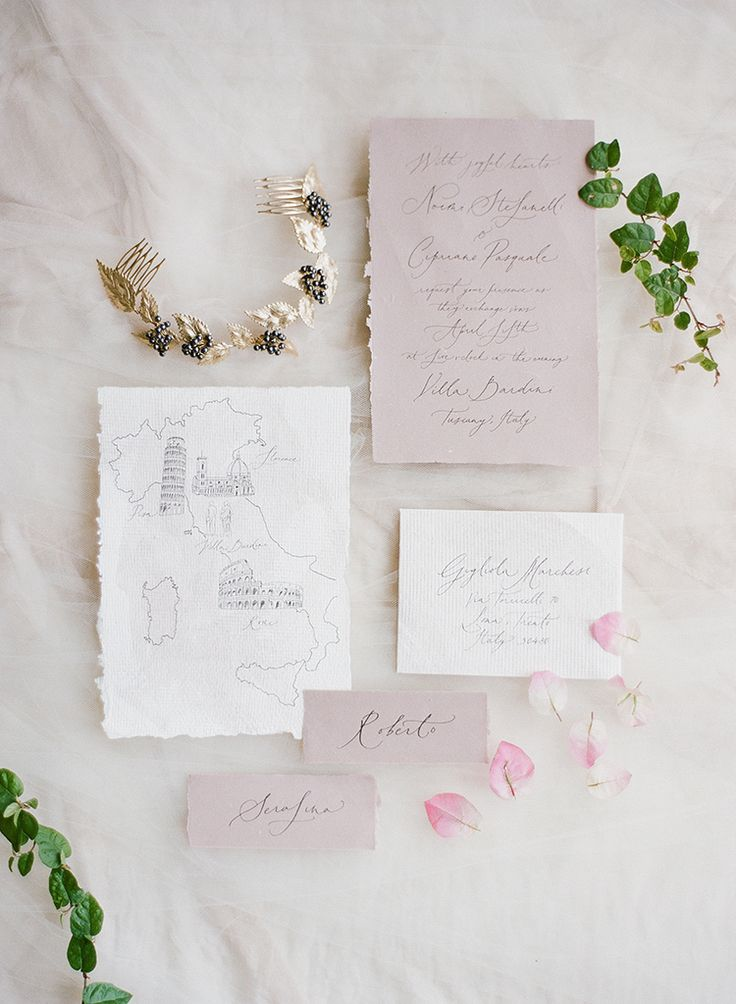 romantic-rooftop-elopement-inspiration-in-florence-59 | Ruffled