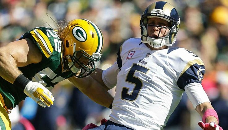 Green Bay Packers Rumors: NFL fined Linebacker Clay Matthews around $17K for intentionally hitting on St. Louis Rams QB Nick Foles