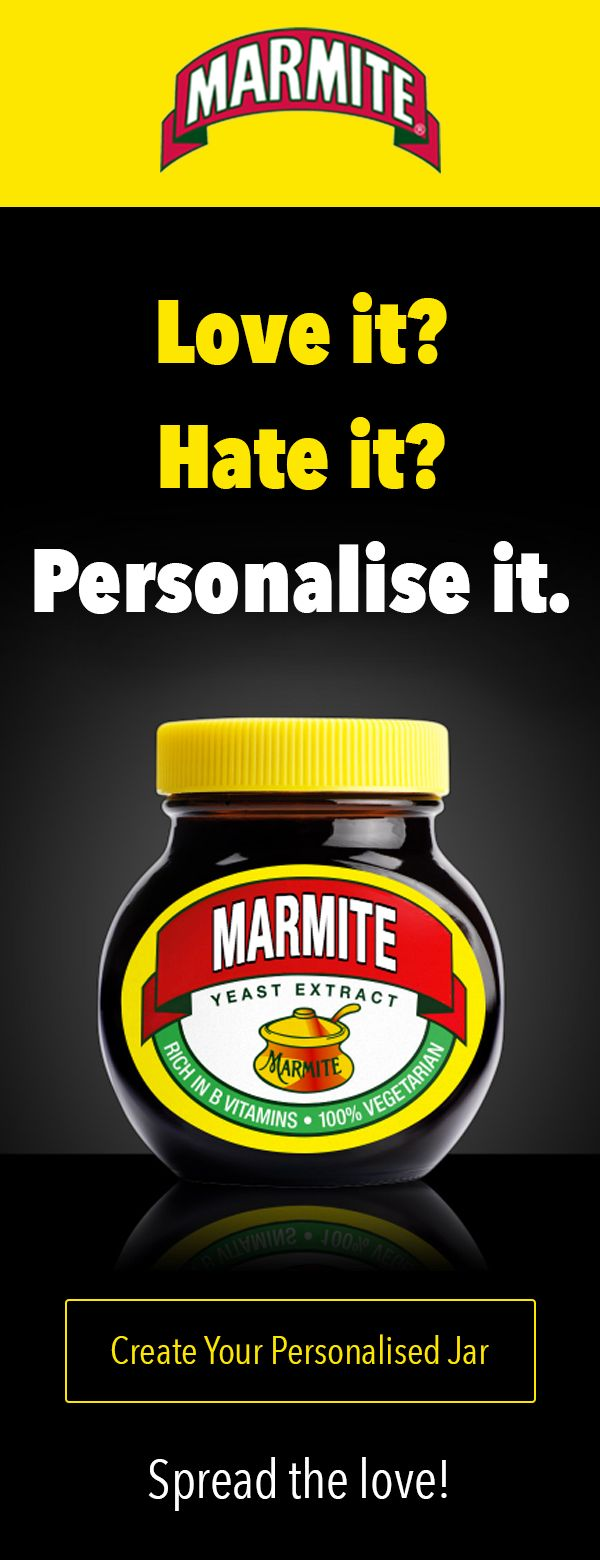 Whether you're Tom, Dick or Harry, I've got a jar just for you! Personalise yours now.