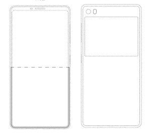 Samsung patent reveals rival to folding smartphone