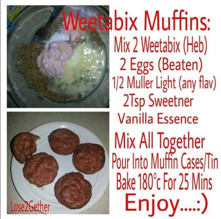 Weetabix Honey Muffins - Linaloo