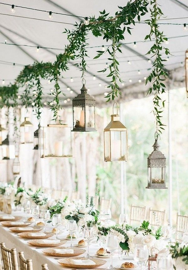 Edgy Wedding Hanging Decorations To Rock Outdoor Wedding Decorations Tent Decorations Wedding Reception Decorations