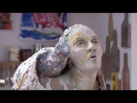 Debra Fritts Artist Video - YouTube