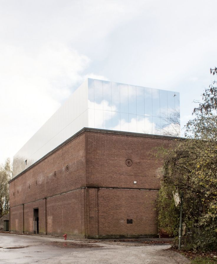 Balenmagazijn, Gent © Trans architectuur