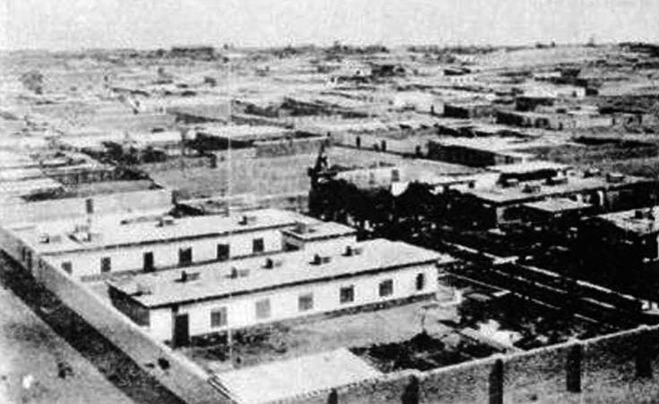 Pabellones Hospital San Juan de Dios, Arica