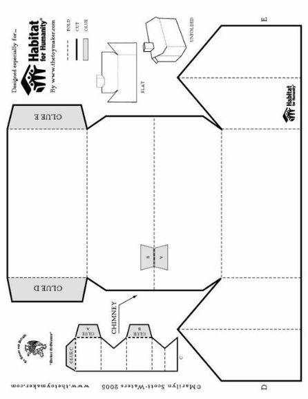 House Pattern http://melstampz.blogspot.com/2008/09/wee
