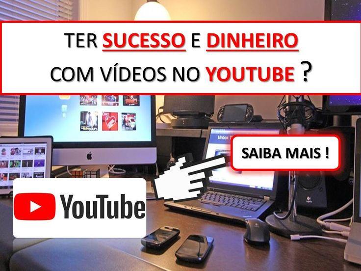 [ Sucesso No Youtube ] Como Começar a ganhar dinheiro com youtube ? #youtube #vídeos #fazer #brasil