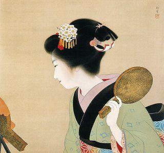 上村松園 作家紹介・略歴 artwiki-作家・作品などの美術情報を発信するサイト-