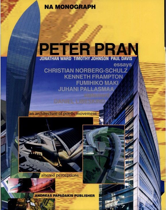 Peter Pran: Jonathan Ward, Timothy Johnson, Paul Davis : an Architecture of Poetic Movement : Altered Perceptions by Peter C. Pran