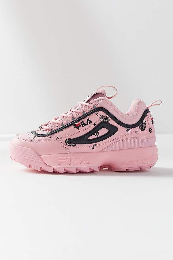 FILA X Fleamadonna Disruptor 2 Sneaker