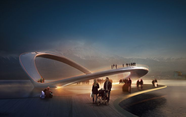 The ring | Competition entry for a landmark at the waterfront of Thessaloniki | Greece 2013