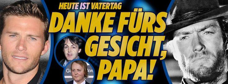 Heute ist Vatertag | Danke Papa, für dieses Gesicht! http://www.bild.de/bild-plus/sport/fussball/1-bundesliga/der-grosse-abstiegs-report-45683898,var=b,view=conversionToLogin.bild.html