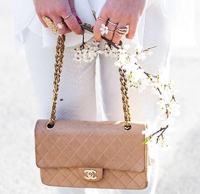 Bag | Chanel | Leather | Cathinthecity | Summer