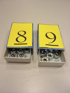 Open ideat: Matematiikka - lukumääriä 0-10