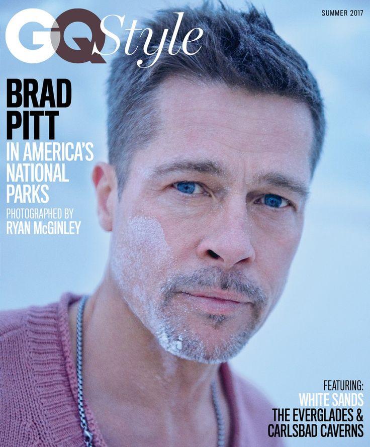 Brad Pitt Talks Divorce, Quitting Drinking, and Becoming a Better Man | GQ