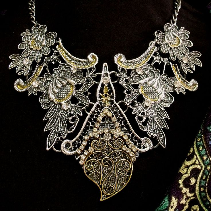 118 best Portuguese folk Heart of Viana jewelry images on ...