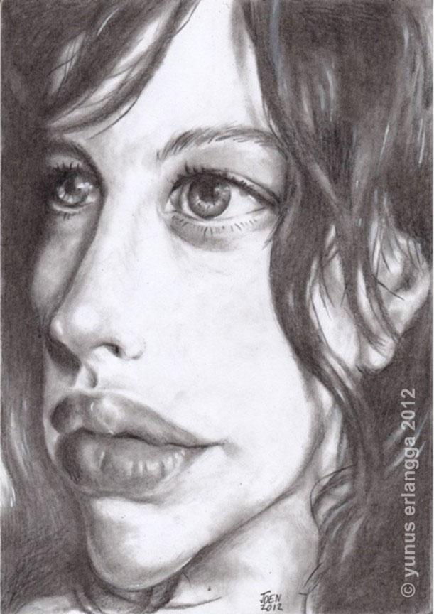 Liv Tyler by Joen