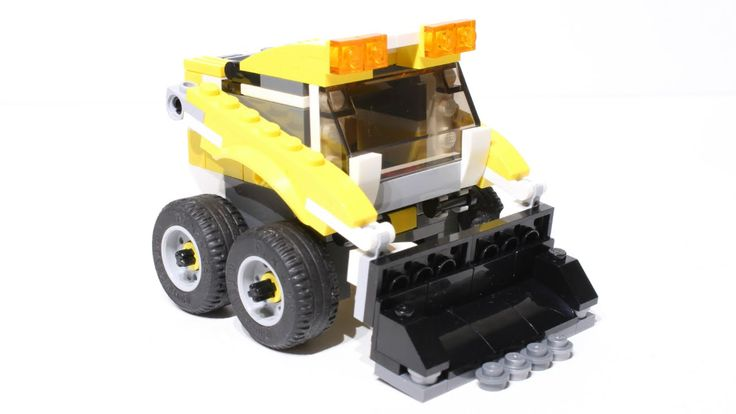 LEGO Toys for Kids | Creator Fast Car Skid Loader Build Stop Motion Build video: https://youtu.be/BGBoIyH5bEg