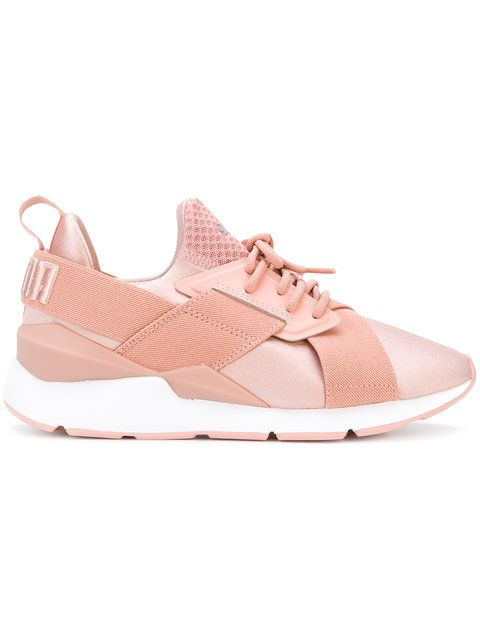 Puma Muse Satin En Pointe sneakers | [Barre] Barre + Pilates