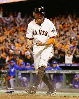 "San Francisco Giants Hunter Pence 8""""x10"""" Action Photo"