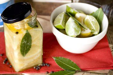 Preserved lemons and limes – Recipes – Bite