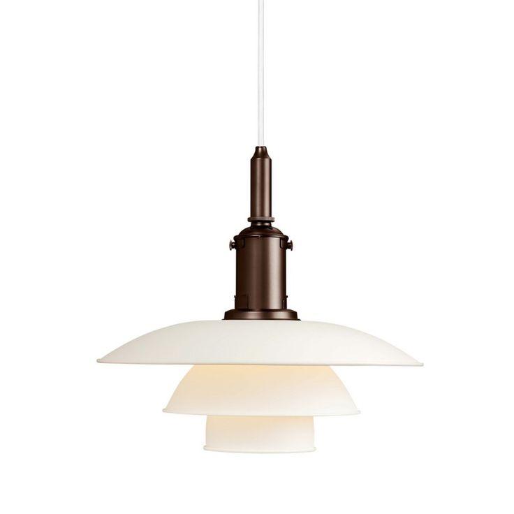 PH 3 1/2-3 Pendant Lamp Louis Poulsen - einrichten-design.de