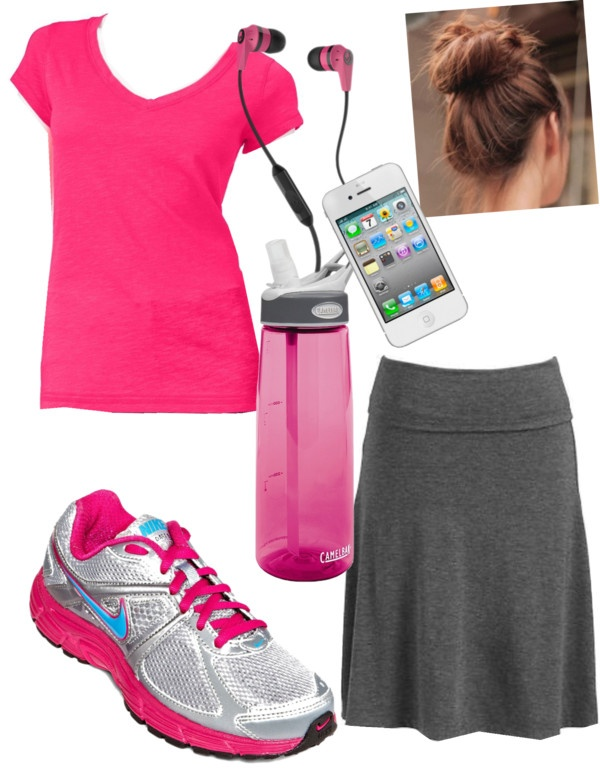 """let's get fit"" by holiness-preachers-wife ❤ liked on Polyvore"